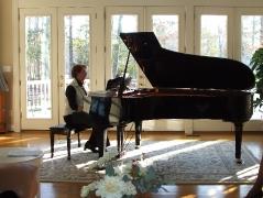 Mary Jean. Recital 01/09/10