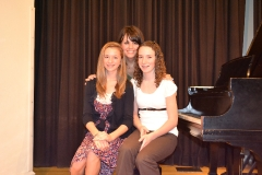 Recitals with Williamsburg Music Teachers Group